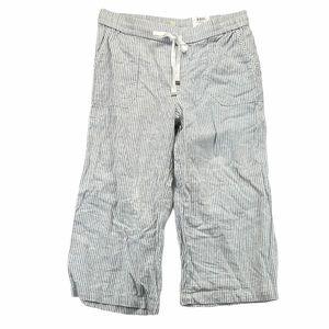 Style & Co Crop Wide Leg Knit Pants NWT